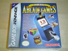 ULTIMATE ARCADE GAMES NINTENDO GAMEBOY ADVANCE *NEW*