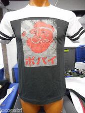 Men's Licensed Popeye Shirt New L