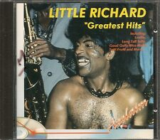 CD COMPIL 15 TITRES--LITTLE RICHARD--GREATEST HITS