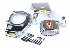 5B baja chrome engine cover kits for HPI baja 5b KM Rovan free shipping