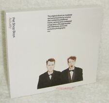 Pet Shop Boys Actually + Further Listening 1987-1988 Taiwan Ltd 2-CD+36P booklet