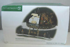 Department 56 City Zoological Garden Christmas in the City Series  # 58978 New!