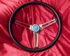 65 66 67 AMC RAMBLER MARLIN STEERING WHEEL + HORN BUTTON