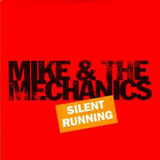 CD Single Mike & the Mechanics / Genesis Silent running FRENCH PROMO CARD SLEEVE