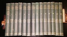 John Stoddard's Lectures-Volumes 1-10 plus 4 Supplemental Volumes HC 1912 RARE!