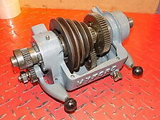 MYFORD SUPER 7  COMPLETE MKL2 HEADSTOCK   ASSEMBLY VGC ENGINEERING LATHE