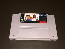 Lethal Weapon Super Nintendo Snes Cleaned & Tested