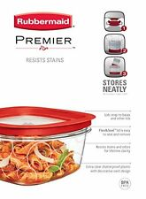 Rubbermaid Premier Food Storage Container  5-Cup Pack of 3