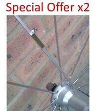 x2 Discrete MAGNET for Bike Blade Spoke Speed Sensor GARMIN, SIGMA, CATEYE, etc