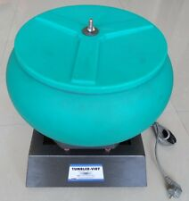 Super Large Vibratory Tumbler Wet Dry Polisher Polishing Machine UK