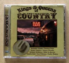 Various Artists - Kings & Queens of Country, CD. Billie Jo Spears, Charlie Rich