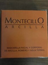 Montecillo Arcilla NATURAL Clay Facial And Corporal Mask ,reduces aging signs.