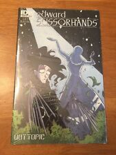 Edward Scissorhands #1 Hot Topic Variant Cover IDW Comic