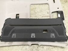 BMW OEM F01 F02 740 750 760 09-12 REAR BACK PANEL DECK SHELF POWER WINDOW GRILLE