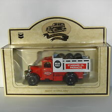 Lledo : Chevron Model : 1934 Model 'A' Ford Stake Truck : ATLAS TIRES : LP20020A