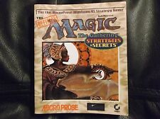 The Official Magic : The Gathering Strategies and Secrets by Beth Moursund...