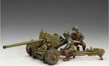King and (&) Country BBA083 - M1A1 57mm Anti-tank Gun