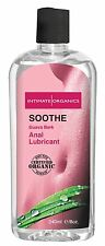 Intimate Organics - Soothe Anal Anti-Bacterial Lubricant - 8oz Lube