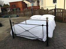 Victorian Look King Size New Metal Bed Frames x 3 - £160 per Bed