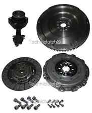 FORD FOCUS II SALOON 1.8 TDCI FLYWHEEL CONVERSION AND CLUTCH KIT WITH CSC, BOLTS