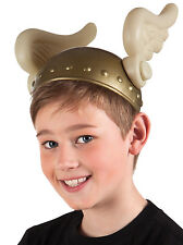 Kleiner Gallier Helm für Kinder NEU - Karneval Fasching Hut Mütze Kopfbedeckung