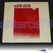 "MATIA BAZAR ANTONELLA RUGGIERO ""RED CORNER"" LP SEALED"