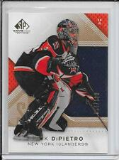 07-08 SP Game Used Rick DiPietro Gold # 39 #d/100