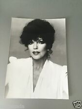 JOAN COLLINS - PHOTO DE PRESSE  18x13 cm