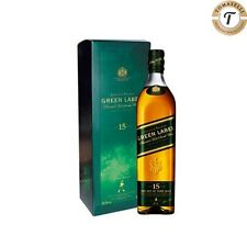Johnnie Walker Green Label Aged 15 Years 70 CL in Astuccio