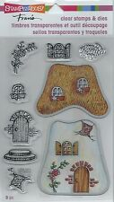 """""""Cottage Home"""" Clear Stamps & Dies Set by Stampendous"""