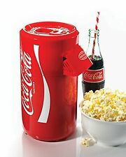 Electric Coca-Cola Can Hot Air Popcorn Popper Machine