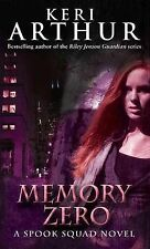 Memory Zero: Number 1 in series (Spook Squad Trilogy), Arthur, Keri, Paperback,