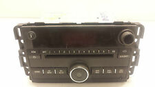 Original Chervrolet Monte Carlo  Impala 06-08 Radio CD Player Aux  25891681