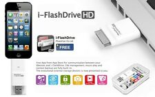 32 GB i-Flash Drive HD OTG Memory Stick USB Device iPhone i-Flashdrive