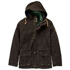 $298 TIMBERLAND MEN'S MOUNT DAVIS 3-IN-1 WAXED CANVAS JACKET SIZE M