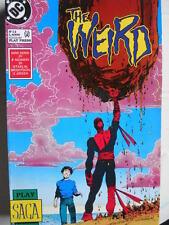 The Weird - Play Saga n°12 1991 ed. DC Play Press  [G254A]