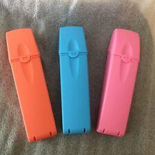 Case Holder Storage Oral-B Colgate Electric Toothbrush Сosmetics Pencils Travel