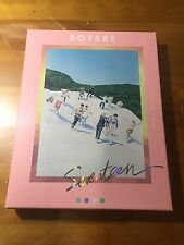 SEVENTEEN 2nd Mini Album BOYS BE Mansae CD Hyde Ver. Officia K-POP[No Photocard]