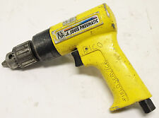 "St Louis Pneumatic 3/8"" Air Drill - Made in USA"