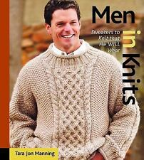 Men in Knits-ExLibrary