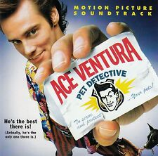 ACE VENTURA: PET DETECTIVE - MOTION PICTURE SOUNDTRACK / CD - TOP-ZUSTAND