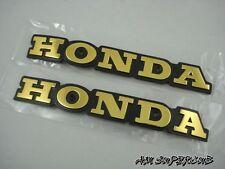 Honda Super Sport CB550 F CB550 K CB650 F CB750 F Fuel Gas Tank Emblem Badge New