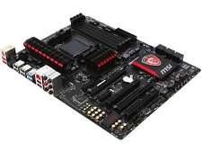MSI MSI Gaming 970 Gaming AM3+/AM3 AMD 970 and SB950 SATA 6Gb/s USB 3.0 ATX AMD