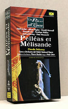 Pelléas et Mélisande  (vhs, Un palco all'opera, Fabbri Video)