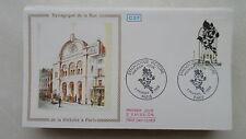 FDC Enveloppe Premier Jour - CEF - Synagogue de la rue de la Victoire - 1988