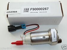 WALBRO F90000267 E85 RACING FUEL PUMP ONLY. 450LPH IN TANK  MADE IN USA