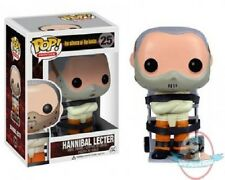 Pop! Movies The Silence of the Lambs Hannibal Lecter Vinyl Figure