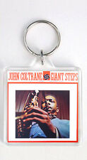 JOHN COLTRANE GIANT STEPS 1960 LP COVER KEYRING LLAVERO