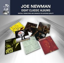 JOE NEWMAN - 8 CLASSIC ALBUMS 4 CD NEU