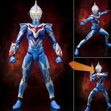 Ultra-Act Ultraman Nexus Junis Blue Ver. Anime Figure Bandai Japan [PRE-OWNED]